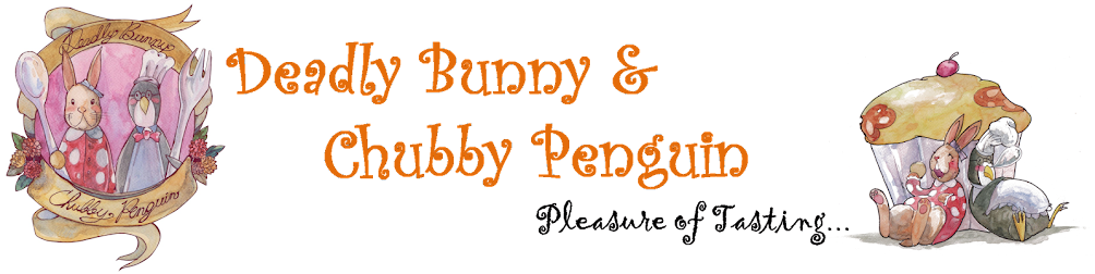 Deadly Bunny & Chubby Penguin