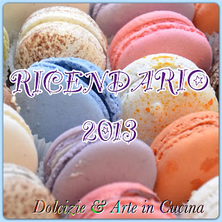 Raccolta Ricendario 2013