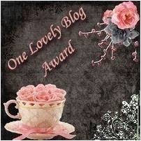 One Lovely Blog Award: