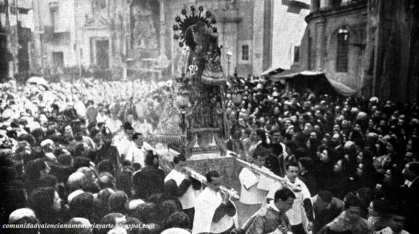 Comunidad valenciana arte y memoria valencia virgen de - La nueva fe de valencia ...