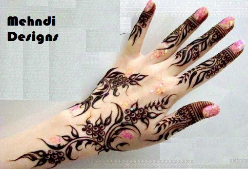 Stylish Mehndi Designs Easy To Draw WFwomen