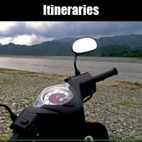 Itineraries