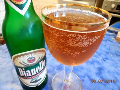 O bere din Cehia care nu mi-a placut: Dianello