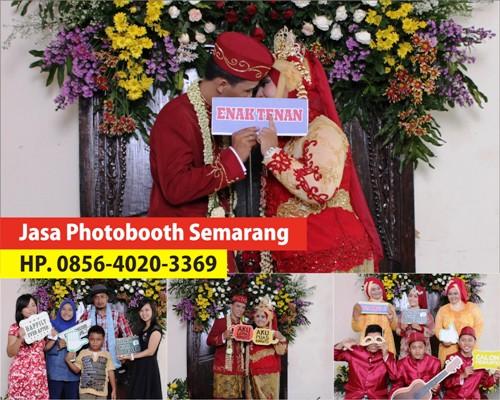 Jasa PhotoBooth Wedding Semarang ~Anggi & Budi