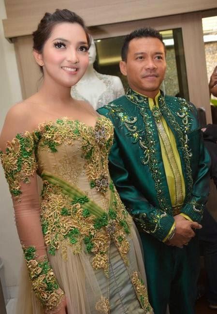 Foto Model Baju Kebaya Ashanty
