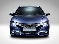 Japanese car photos 2014 Honda Civic Tourer 1