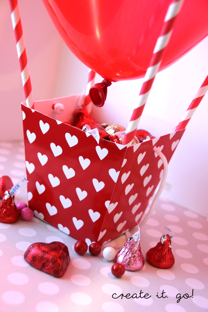 Valentine gifts galore day 5 hot air balloon valentine create it then add more candy wala so impressive and fun and so inexpensive fast and easy to make and i love all of the fun things you can put on a card with solutioingenieria Images