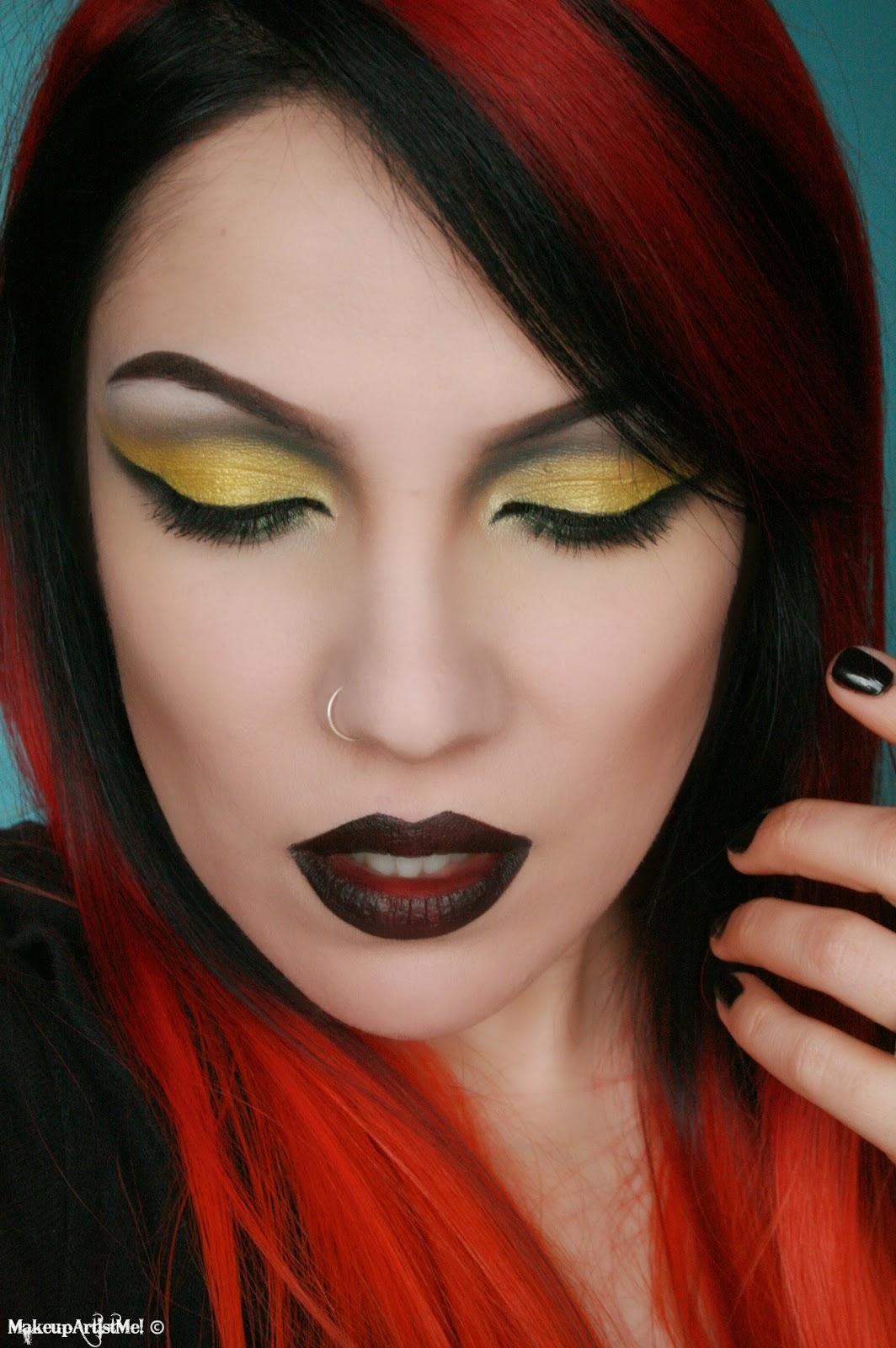 Make Up Artist Me Sunny Edge Makeup Tutorial