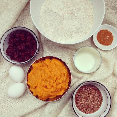 pain courge et cranberries multi-céréales