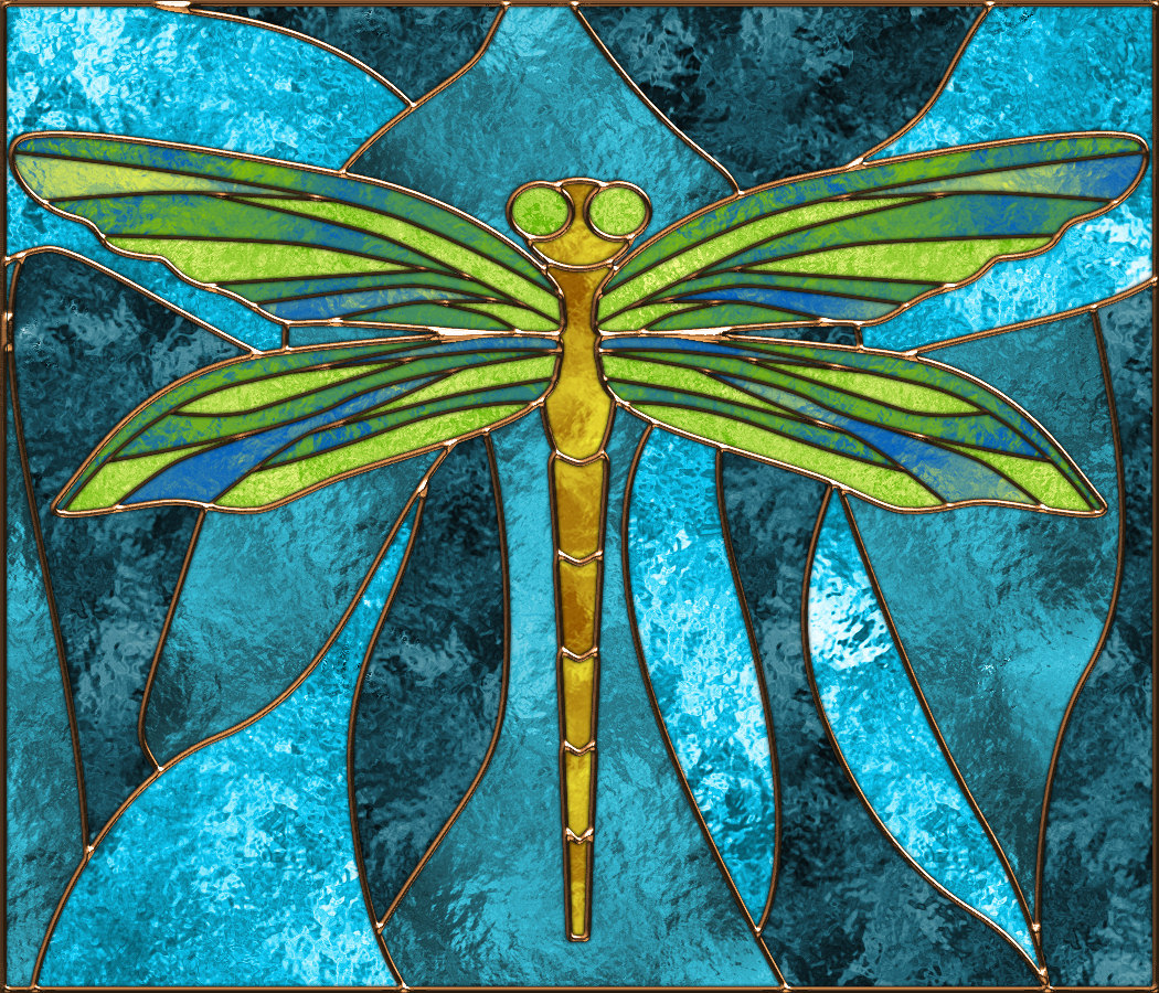 Dragonfly Stained Glass Patterns Catalog Of