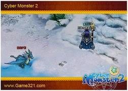 Cyber Monster 2 Brave Journey