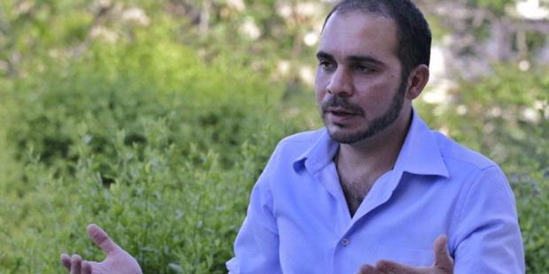 Wakil Presiden FIFA, Pangeran Ali bin al-Hussein.