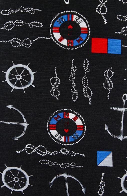 Sail Through My Dreams Dress - Black