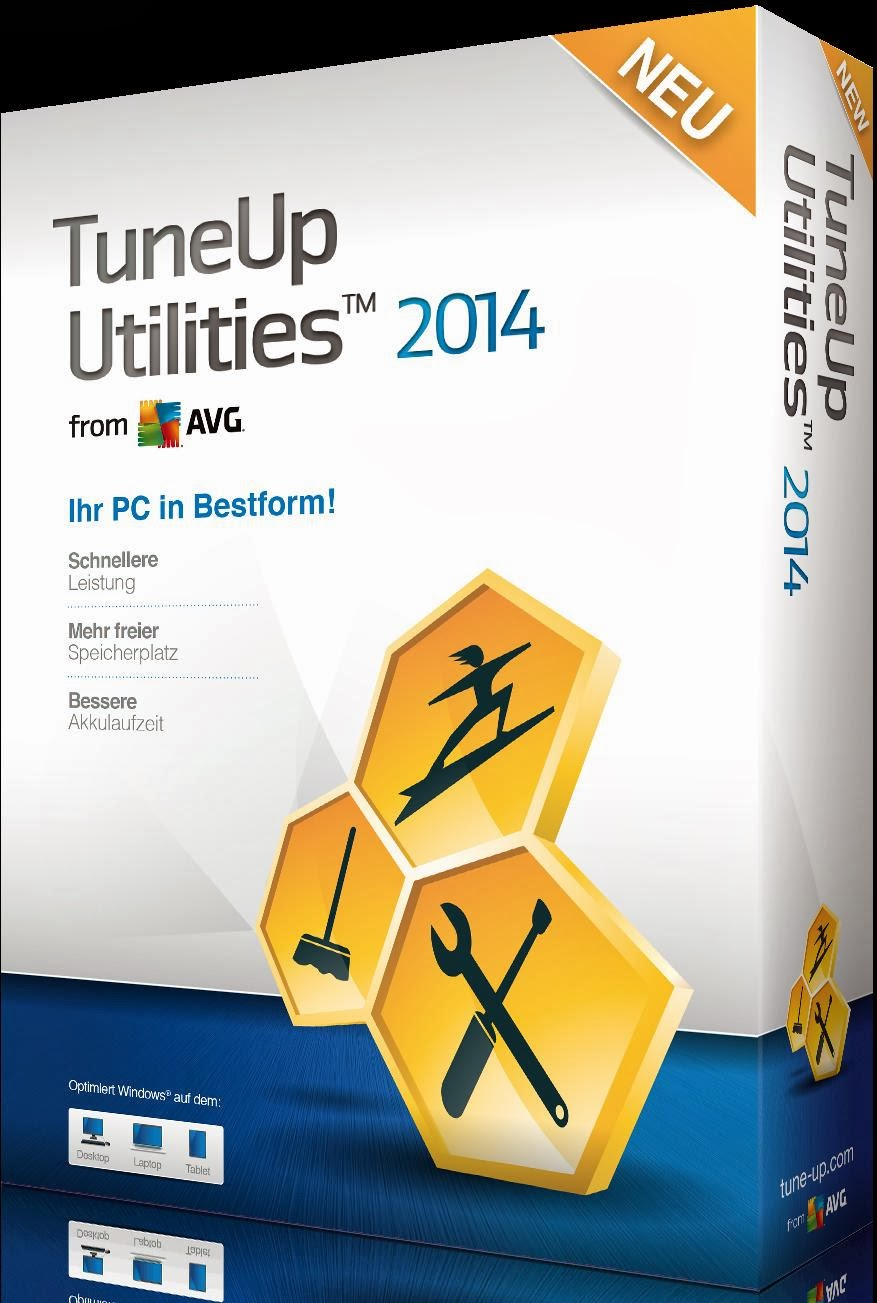 TuneUp Utilities 2014 14.0 Download Full Version Free Download