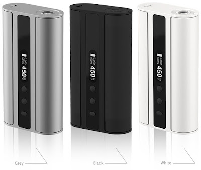 The Unique Technology Of New iStick TC100W !