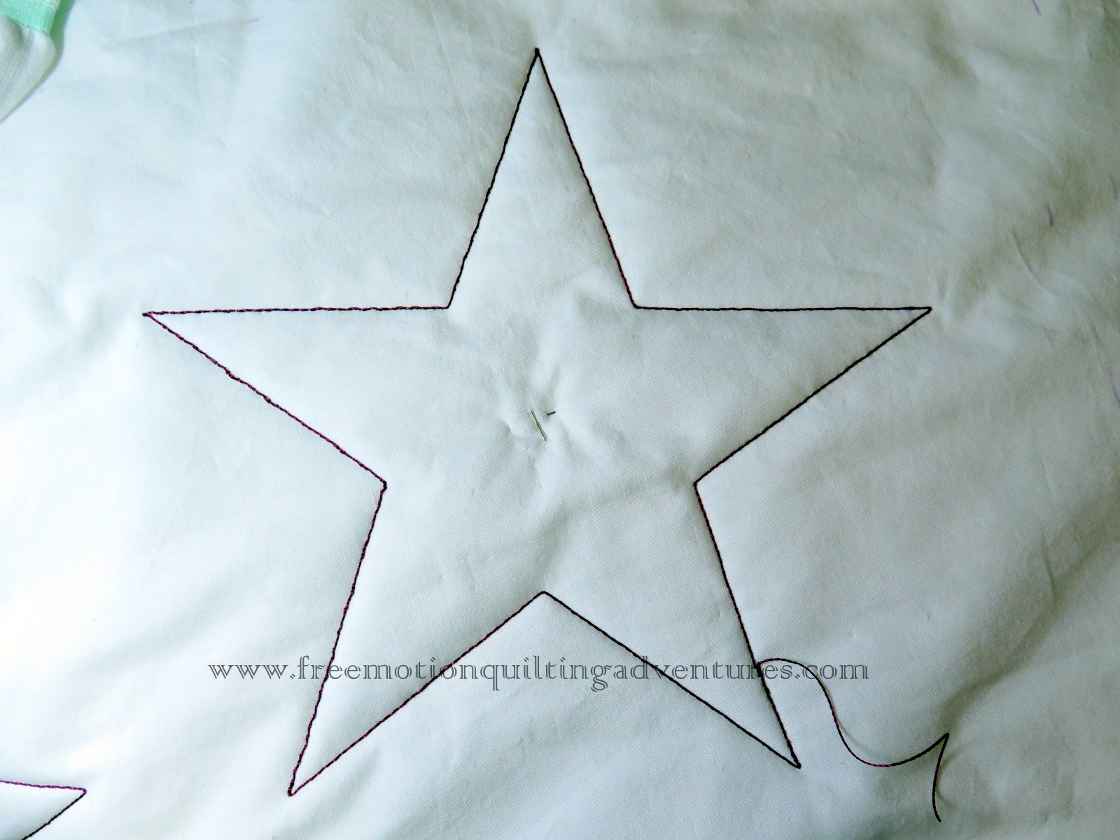 Ruler work star