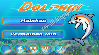 menu utama game dolphin oleh rev-all.blogspot.com