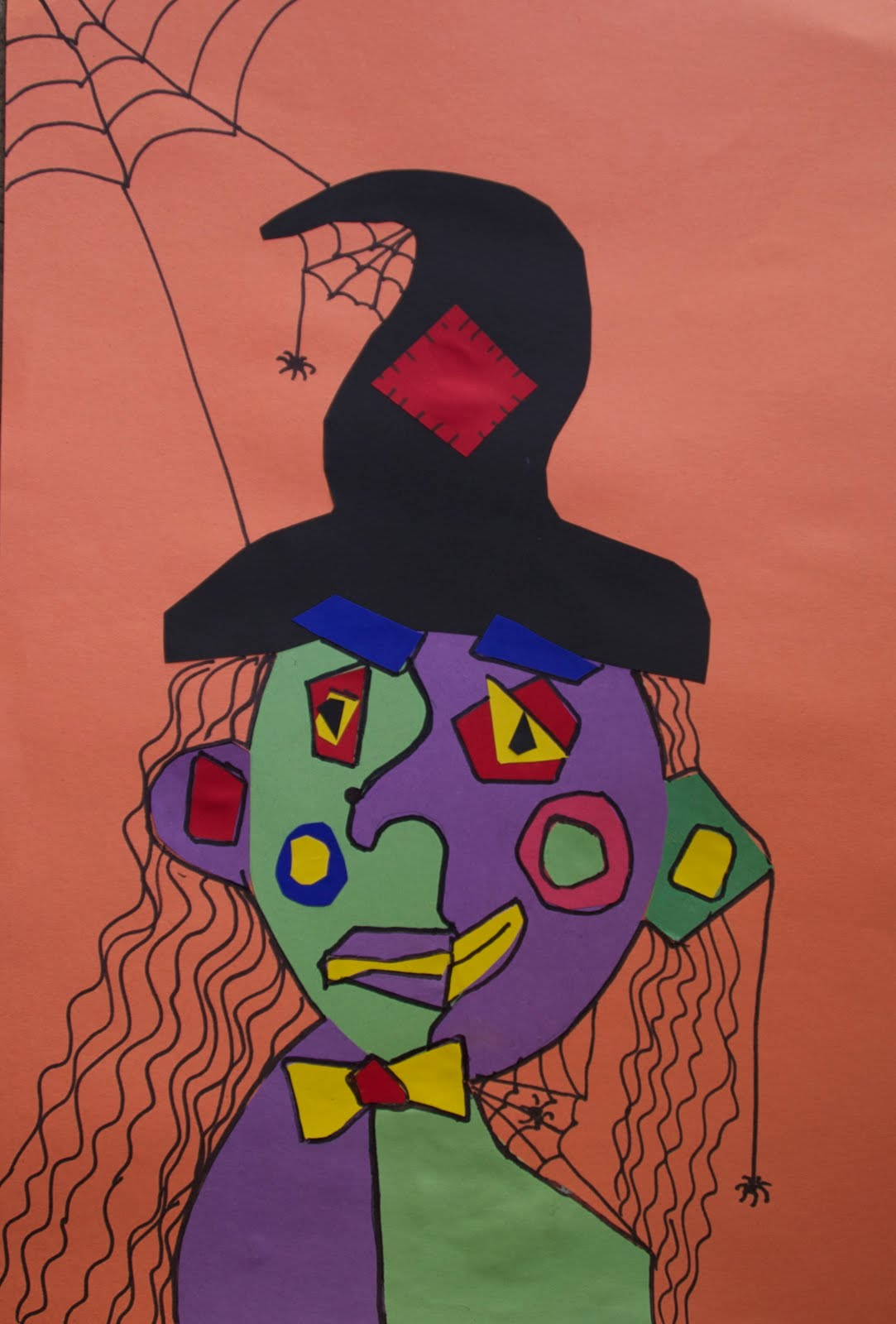 afternoon art classes for kids  picasso witches