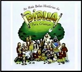 Vídeos As Mais Belas Histórias da Bíblia Para Crianças.