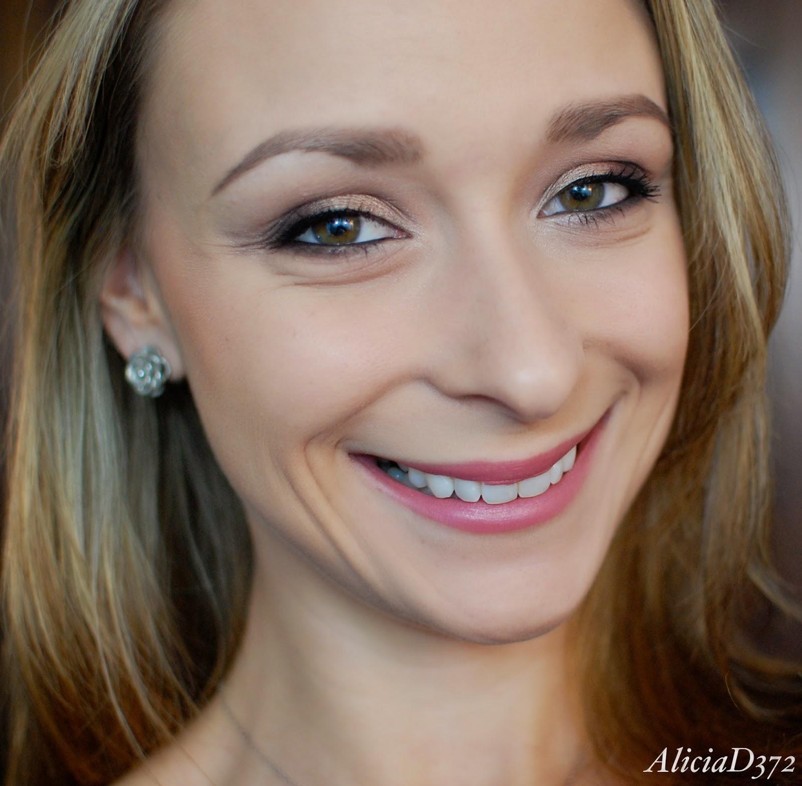 Aliciad Cosmetics Makeup Tutorial