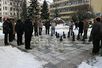 Chess Sarajevo outside