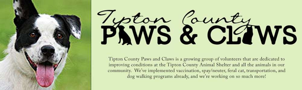 Tipton County Paws and Claws