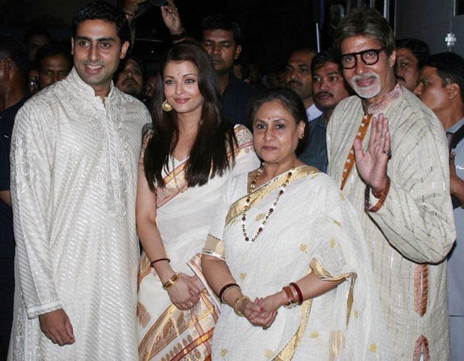 amitabh bachchan family photos wedding photos of actors hindi