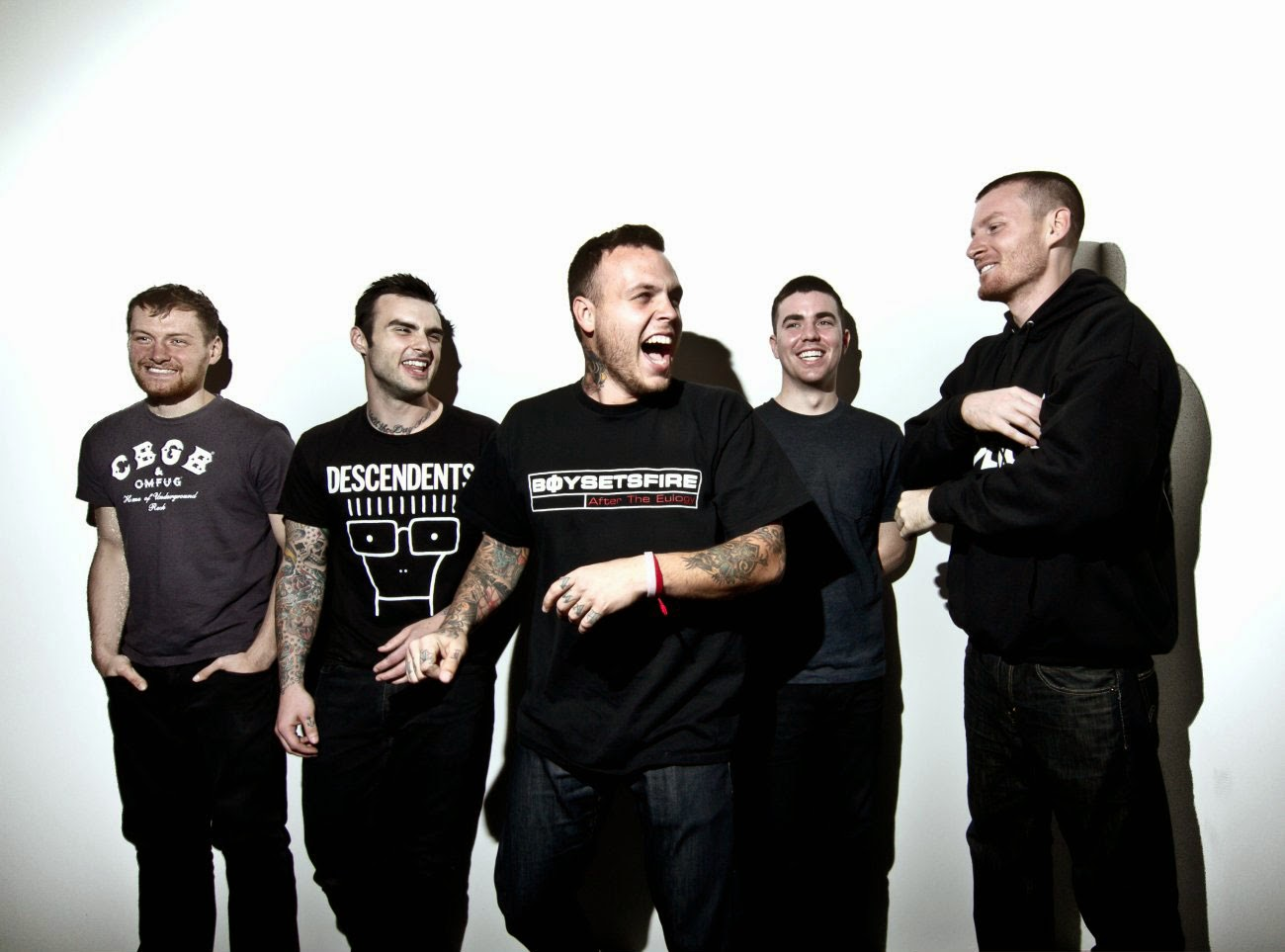 stick to your guns - band