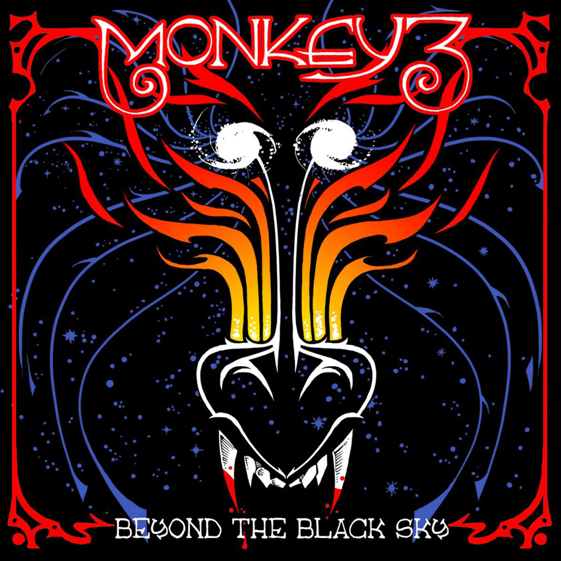 Monkey3 - Beyond The Black Sky (2011)