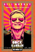 Rock the Kasbah (2015) Poster