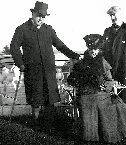 Henry James, Edith Wharton, and Howard Sturgis