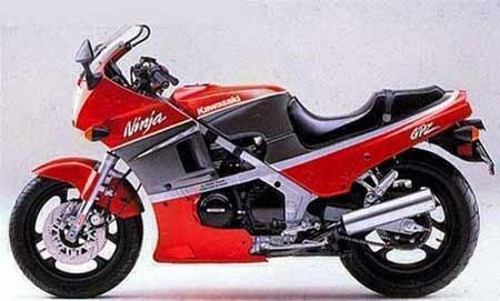 Gambar Ninja GPZ400R