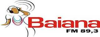 ouvir a Rádio Baiana FM 89,3 Candeias BA