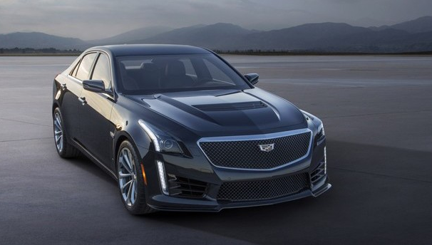 2016 Cadillac CTS-V Sedan Release Date Price Review Specs