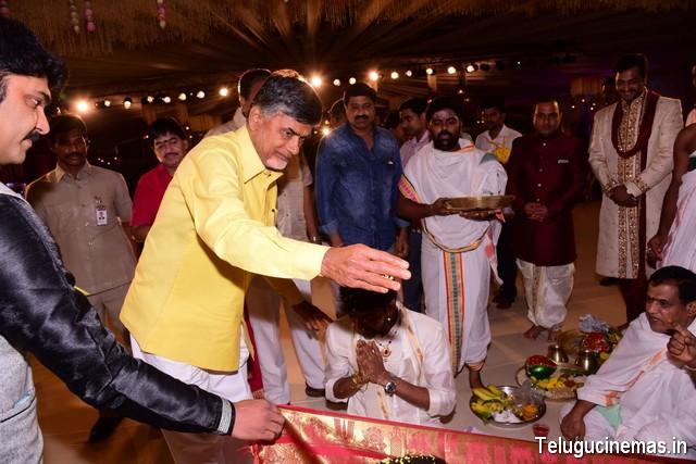 AP CM Nara Chandra Babu Naidu at Allari Naresh Marriage Photos,Nara Chandrababu Naidu attended Allari Naresh Marraige photos,Ncb at allarinaresh marriage pictures,AP CM Nara Chandra Babu Naidu at Allari Naresh wedding  Photos,NARA Lokesh and Chandrababu Naidu attended Allari Naresh Marriage in Hydearabad . Telugucinemas.in,AP CM Chandra Babu Naidu @ Allari Naresh Wedding,Celebrities at Allari Naresh marriage,TELUGUCINEMA