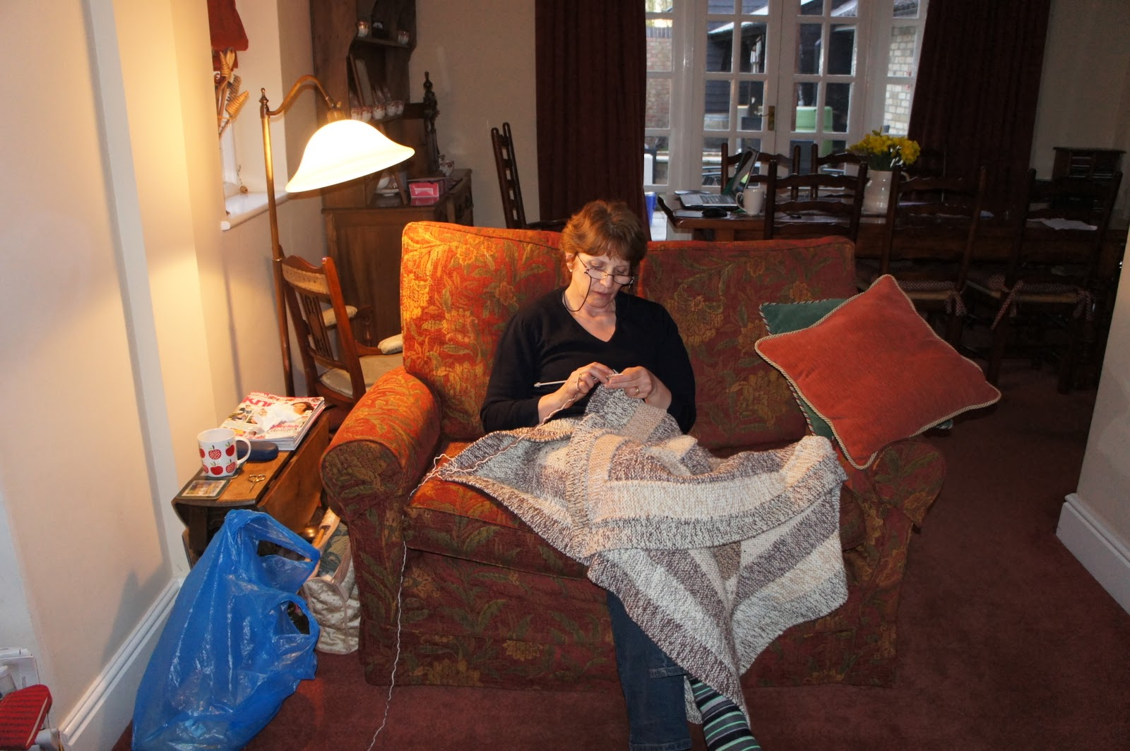 Knitting Jobs Near Me : Granny s world knitting crochet week day