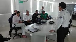 Afianzan C4 y Ayuntamiento de Córdoba estrategias de sectorización