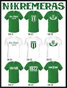 Catalogo Club Atletico San MiguelRemeras y camisetas