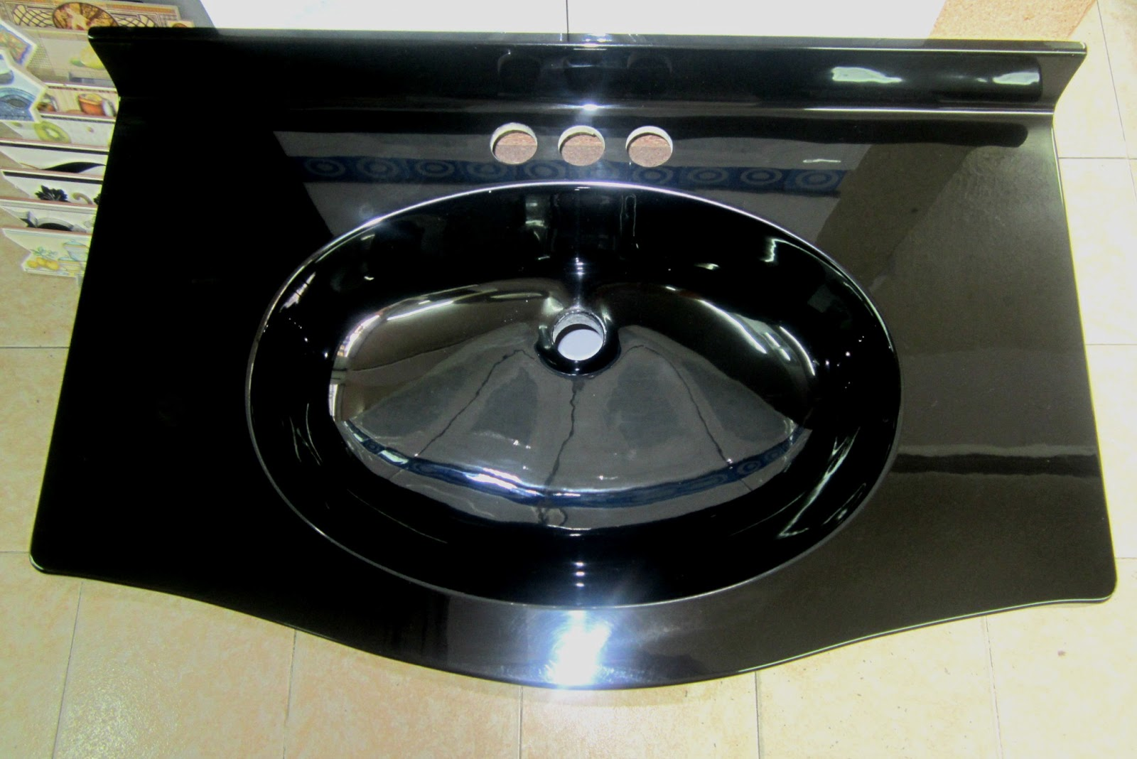 Puertas De Baño En Fibra:muebles para baño y cocina en policuarzo y fibra de vidrio: abril