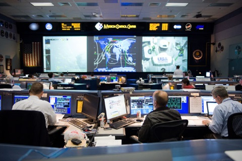 "Complex, fully-automated, long-term systems are still beyond the reach of human technology. However, we were created with our own amazingly complex ""Mission Control"" center."