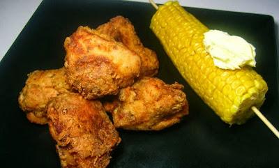 Receta : Pollo estilo Kentucky