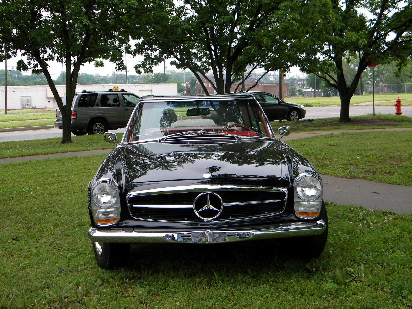 Paisley Curtain Car Show