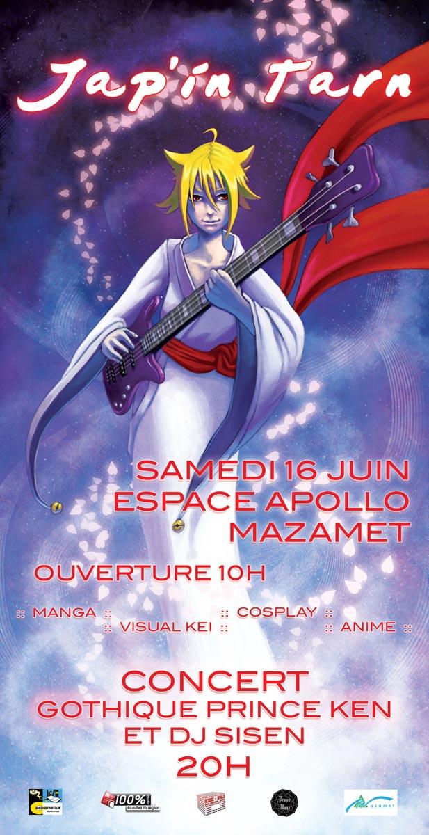 JAP IN TARN le samedi 16/06/2012 Affiche_cosplay_2012web