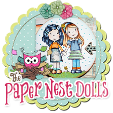 I Love the Paper Nest Dolls