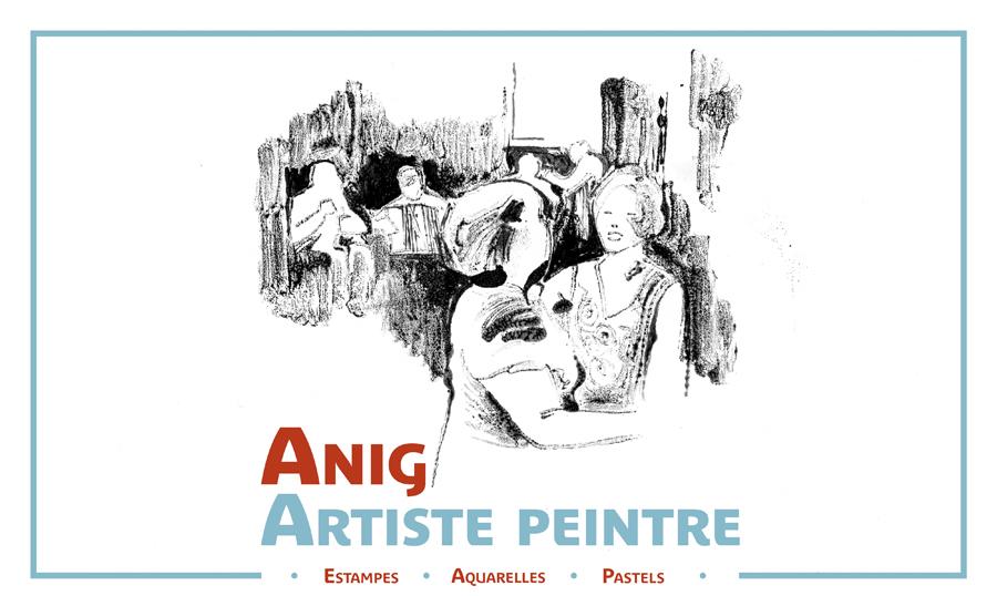 Blog de l'artiste peintre Annick Macé