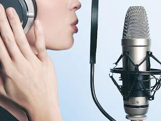 cara menyanyi