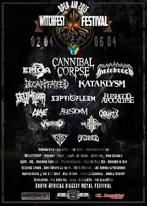 WITCHFEST FESTIVAL