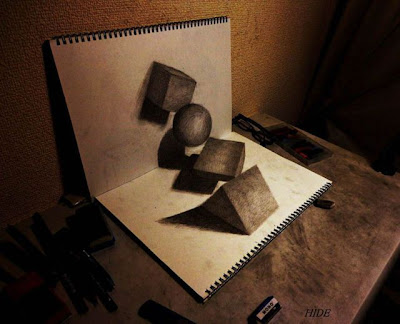 gambar 3D menakjubkan [DuniaQ Duniamu]
