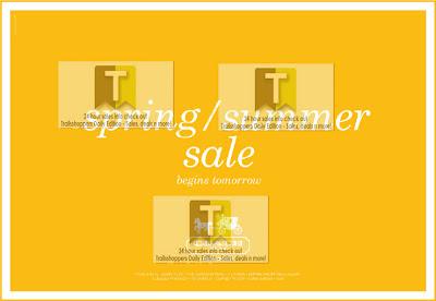 Coach Spring Summer Sale