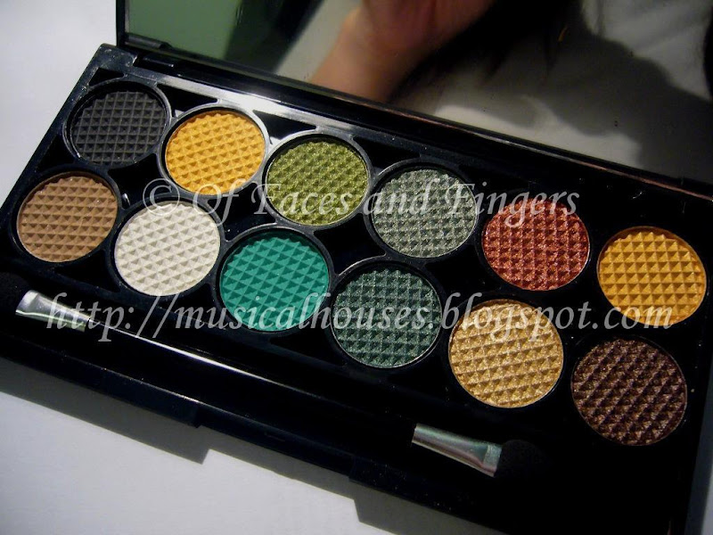 Sleek Safari Palette